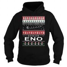 I Love I am the awesome ENO T shirts
