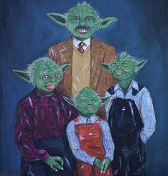 Awkward Star Wars Family Portraits By Steven Quinn | GeekNation