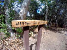 West Clear Creek Trail Camp Verde Arizona Fossil Creek Hiking Trail Northern Arizona Red Rock Sedona Hike