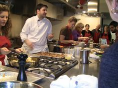 It's a chef's paradise at The Local! Commercial Kitchen, The Locals, Chefs, Centre, Tourism, Paradise, Canada, Community, Food