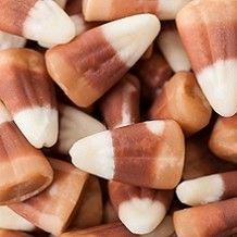 Halloween + Christmas = Gingerbread Corn