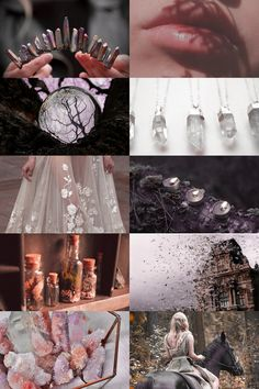 white witch aesthetic { more here } { request here }