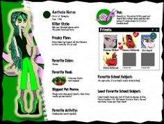 new monster high doll characters | Monster High: Demona Hellbound and Friends