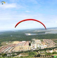 Parapente Guayaquil Ecuador La adrenalina que no puedes dejar pasar, ven con tus amigos y siente la aventura del deporte.