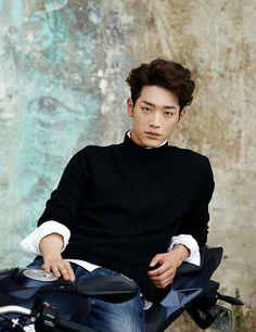 """"""" [HQ] Seo Kang Joon for InStyle Korea 1000x1300 """""""