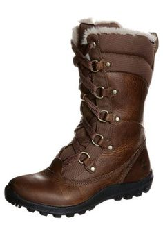 Timberland MOUNT HOPE MID - Lace-up boots - brown for £145.00 (12/01/15) with free delivery at Zalando