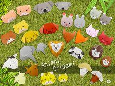 Animal Origami | iPad iPhone | Apps für Kinder | kids apps