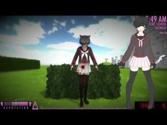Yandere Simulator is a stealth game about stalking a boy and secretly eliminating any girl who seems interested in him, while maintaining the image of an inn...