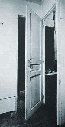 arcel Duchamp, Door: 11 rue Larrey, 1927