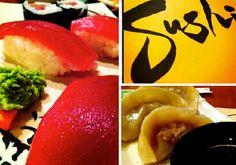 Ginza, un restaurante japonés de menú para comer barato y bien.
