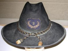 Civil War/Indian Wars Officer's Slouch Hat