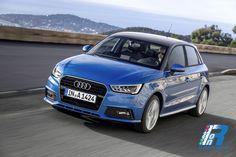 Tecnologia TFSI al servizio della gamma Audi A1 http://www.italiaonroad.it/2015/03/12/tecnologia-tfsi-al-servizio-della-gamma-audi-a1/