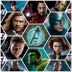 The Avengers. I am not a comic nerd but I love these movies....