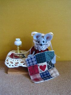 Quilting by Hand by atticmouse on Etsy, $15.00