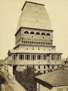 Mole Antonelliana in 1873