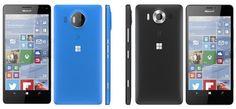 Reveladas fotos do Lumia 940 e 940 XL