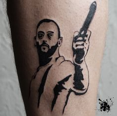yalcinkesenléon:The Professional#leon #leontheprofessional #leontattoo #tattoo #blackwork #blackworkssubmission #drawingtattoo #drawing #blackink #blackworkers #instaart #instagood #instatattoo #tattoombursa #equilattera #tattrx #tattoomgallery #inklife #sketch #watercolor #artwork #tattostudio #tattooartists #tattooart #tattoomobile #tattoolife #inked #sketch #bursadövme #dovmebursa #bursatattoo