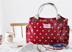 Red Spotty Bag
