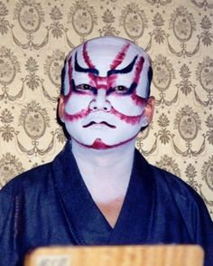 Japan, Kabuki dancers are all men who dress and wear makeup like women