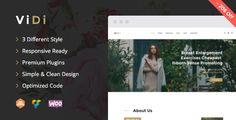 nice ViDi - Multi-Objective Inventive Portfolio WordPress Theme (Portfolio)