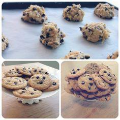 Les cookies au chocolat de Rouchettes / Rouchette's favourites cookies / Check the recipe