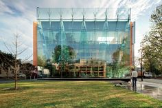 Surry Hills Library and Community Centre - outside