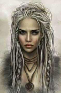 White hair warrior - - # white The Effective Pictures We Offer You About art dessin m Fantasy Women, Fantasy Girl, Character Portraits, Character Art, Character Concept, Fantasy Characters, Female Characters, Fantasy Inspiration, Female Character Inspiration