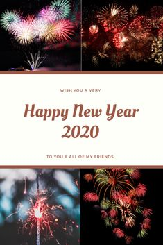 10 Best Happy New Year Images Wallpaper 2020 Images