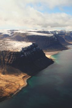 Arnarfjörður, Iceland