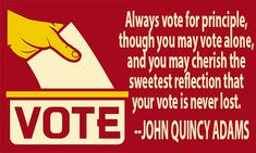 Image result for quotes about voting