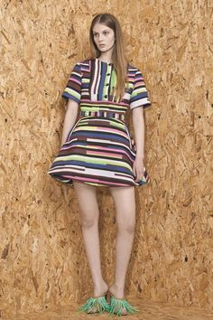 House of Holland- Pre (Spring-Summer 2016)