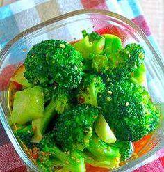 ごま油との相性抜群!おつまみに「ブロッコリーのやみつきナムル」はいかが? - ニュースパス Appetizer Recipes, Salad Recipes, Diet Recipes, Cooking Recipes, Healthy Recipes, Veggie Snacks, Vegetable Sides, Diet And Nutrition, Food Menu