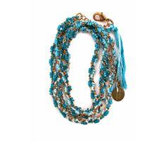 Marine Wrap Bracelet