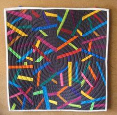 Bildergebnis für modern patchwork quilt