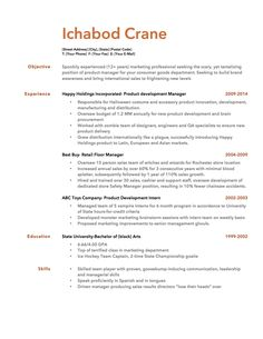 1000 Images About Resume Genius Creative Resumes On