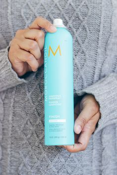 #ad New Year, New Haircare with @Moroccanoil | #ArganEveryday | Makeup Life and Love // #Moroccanoil