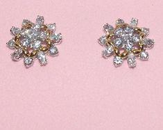 Audrey Hepburn Crystal Earrings by Camrose & Kross Trendy Jewelry, Fine Jewelry, Handmade Jewelry, Etsy Handmade, Crystal Snowflakes, Long Pearl Necklaces, Thing 1, Great Christmas Gifts, Audrey Hepburn