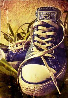 converse feelings Blaue Converse Chucks Sneaker von New Balance, Converse Chucks, DC, Vans, Nike, Adidas und Streetwear bei Sizeer.de!