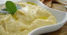 Homus receita árabe original