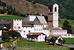 Mustair (Kanton Graubünden) - Monastery / Kloster / Monastère (UNESCO)