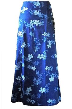 Check out this item in my Etsy shop https://www.etsy.com/uk/listing/454498324/maxi-wrap-skirt-thai-sarong-floral