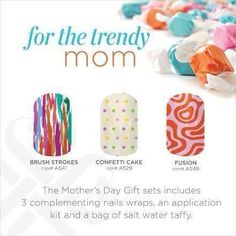 Jamberry Mother's Day gift set! <3 Order online at jessicazavitz.jamberrynsils.net