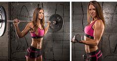 Bodybuilding.com - Fitness 360: Tabitha Klausen, Model Trains Training Program