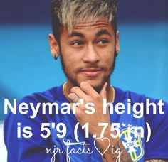 Just taller than me *o* Soccer Stuff, Play Soccer, Neymar Brazil, I Am 4, Messi And Neymar, Love You Babe, Pin Pics, Just A Game, Best Player