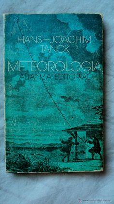 METEOROLOGIA-ALIANZA EDITORIAL-HANS-JOACHIM TANCK-LIBRO DE BOLSILLO,ALIANZA EDITORIAL MADRID 1971 - Foto 1