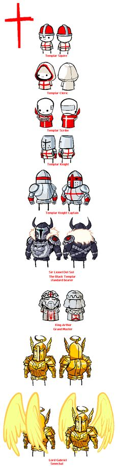 Templars by ShwigityShwonShwei on DeviantArt