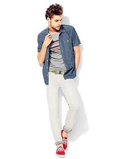 Men's Clothing: Men's Clothing: Head-to-Toe Looks New Arrivals   Gap