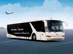 14m Electric airport shuttle bus