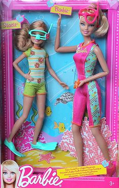 Barbie 1990, Barbie Kids, Barbie Doll Set, Baby Barbie, Doll Clothes Barbie, Barbie And Ken, Little Girl Toys, Baby Girl Toys, Toys For Girls