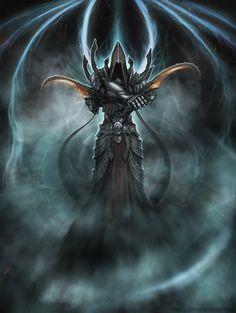 Reaper of Souls by Forge-T.deviantart.com on @DeviantArt
